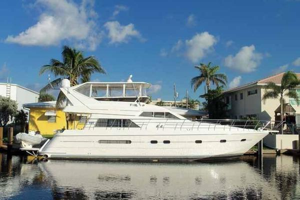 55' Neptunus 3 Sr, Tnt Lift 1997 | Sea Access