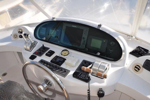 2002 Horizon 58' Motor Yacht SATORI | Picture 7 of 50