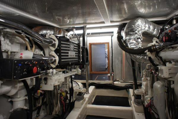 2002 Horizon 58' Motor Yacht SATORI | Picture 1 of 50