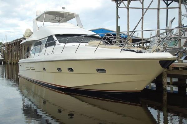 2002 Horizon 58' Motor Yacht SATORI | Picture 2 of 50