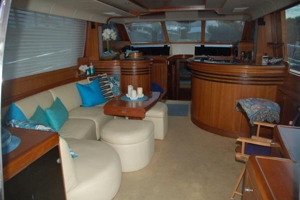 2002 Horizon 58' Motor Yacht SATORI | Picture 3 of 50
