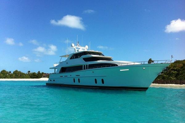 100' Cheoy Lee ABS Motor Yacht 2008 | LADY PEGASUS