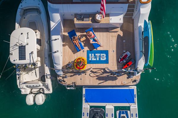 2002 Christensen 145 ft Tri-Deck - I LOVE THIS BOAT