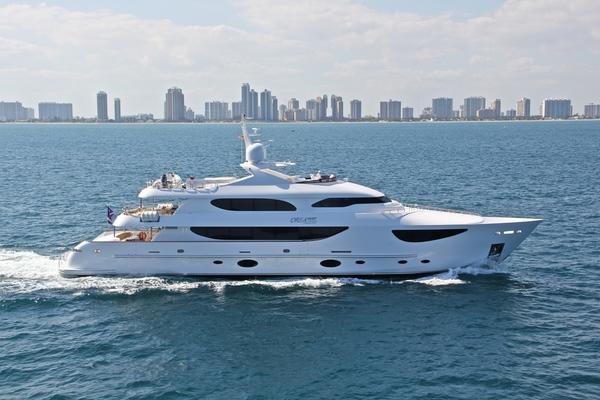 136' Hargrave Tri-deck Motor Yacht 2011 | Dreamer