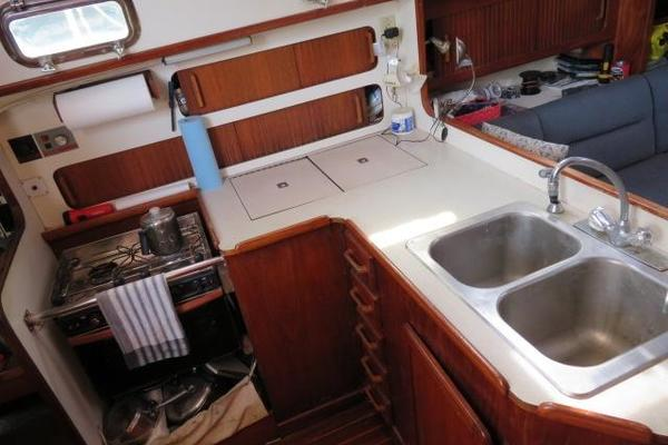 1992Caliber 40 ft 40   Sea Gypsy