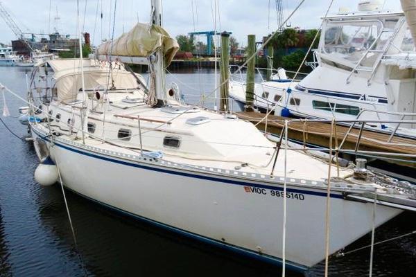 40' Caliber 40 1992 | Sea Gypsy