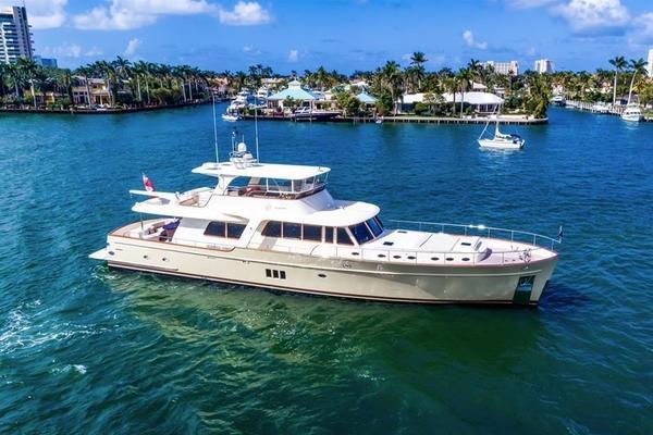 97' Vicem Motor Yacht 2007 | Chanson