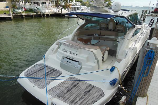 Picture Of: 43' Cranchi 43 HT Hard Top 2011 Yacht For Sale | 4 of 45