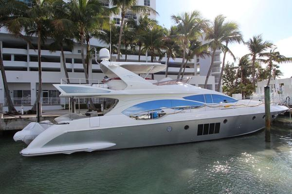 70' Azimut Fbmy 2013 | Somewhere I Belong