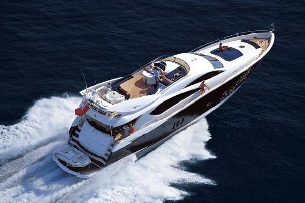 82' Sunseeker 82 Yacht 2007 | Lily Venture