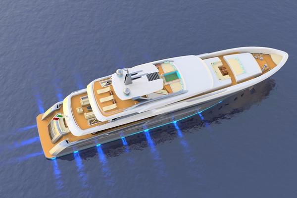 2022Motor Yacht 154 ft Motor Yacht   ACER