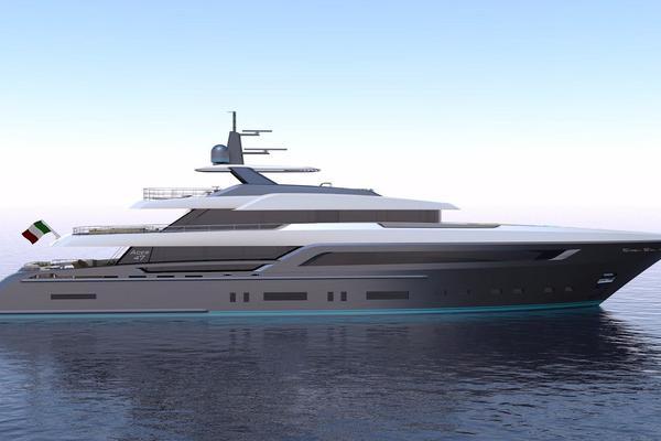Hull #1 Motor Yacht