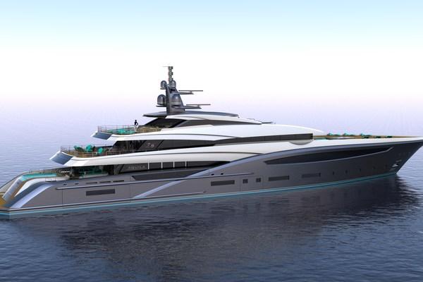 246' Custom Motor Yacht 2022 | Custom 75m
