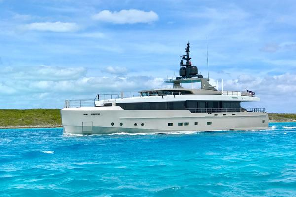 photo of 123' Admiral Motor Yacht 2014