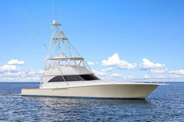 61' Viking 61' Convertible 2005 | Out A Line