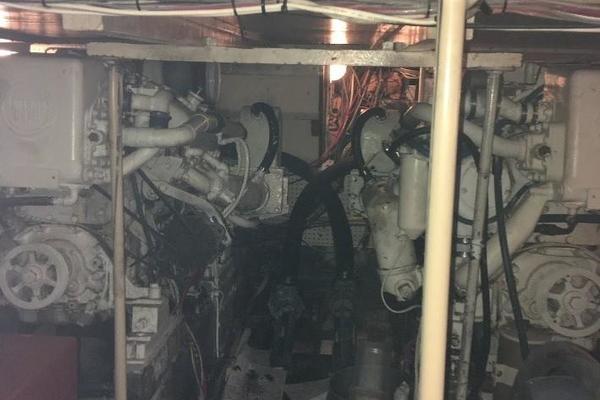 1968Chris Craft 58 ft Roamer   KINNSHIP