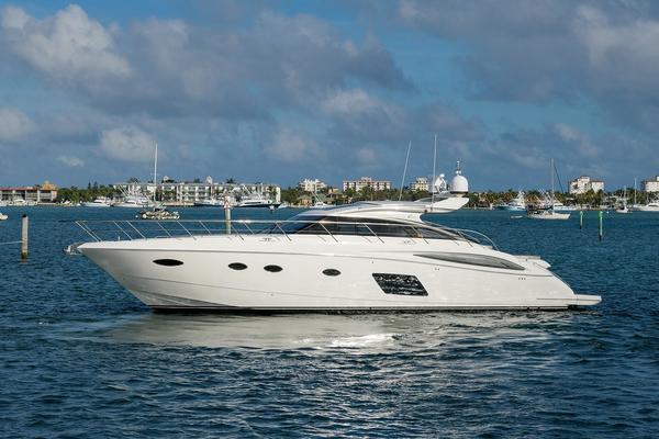 Princess V62S Express Yacht