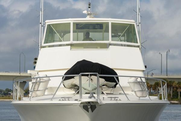 1996Viking 58 ft 58 Convertible   Tunacious