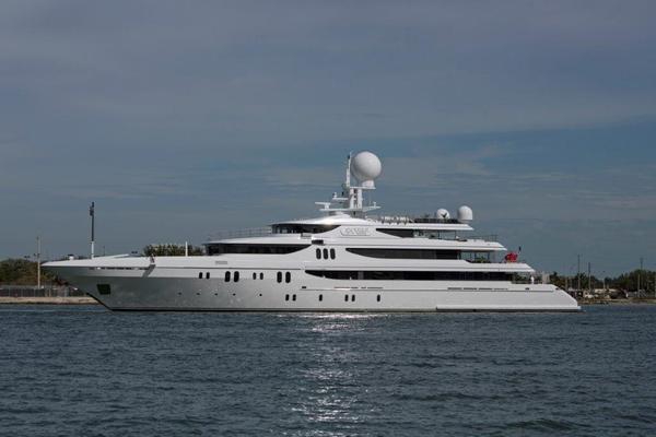 Codecasa Mega Yacht