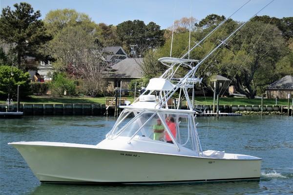 34' Rambo 34 Custom Fisharound Express 2001 | XTA SEA