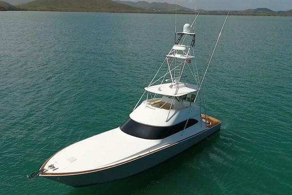 2008Viking 60 ft 60 Convertible   My Michelle