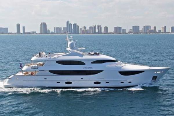 Hargrave 136 Tri-deck Motor Yacht
