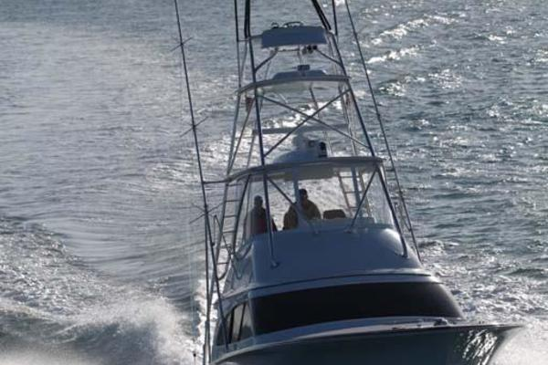 Bow Running View
