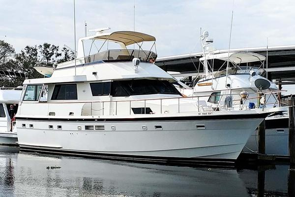 54' Hatteras Motor Yacht 1987 | I One
