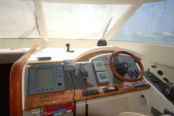 2004Fairline 55 ft Squadron 55   ANDIAMO