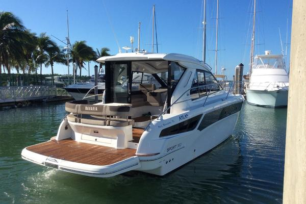 2016Bavaria 36 ft 360 COUPE   ATLAS
