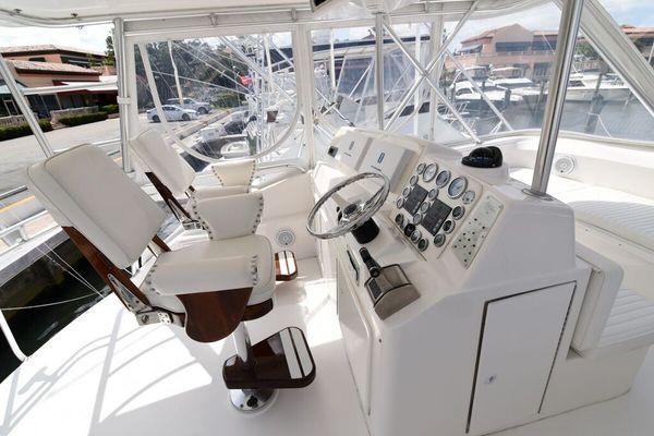 2001Egg Harbor 52 ft 52 Convertible   MISS KAREN