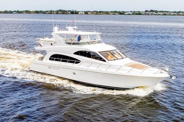 64' Hatteras Flybridge 2006 | MARILYN JANE
