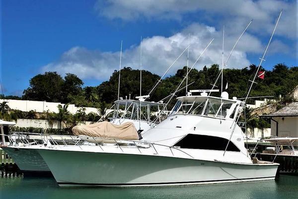 Ocean Yachts 53'  Super Sport 1998