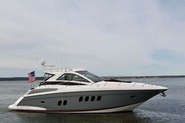 52' Regal 52 Sport Coupe 2008 | Sea Ya Windever