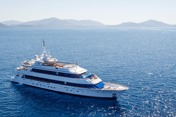 150' Christensen Tri-deck 2005 | Ionian Princess