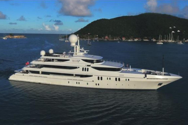 214' Codecasa Mega Yacht 2010 | DOUBLE DOWN