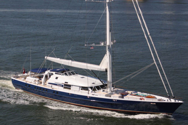 156' Pendennis High Performance Motorsailer 2004 | MITseaAH