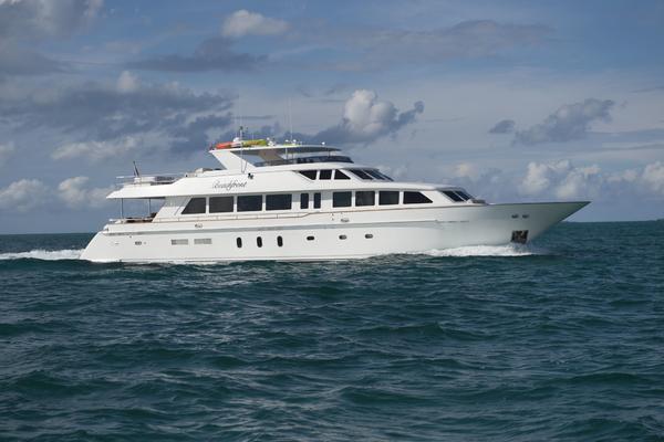108' Hargrave Yacht 2006 | BEACHFRONT