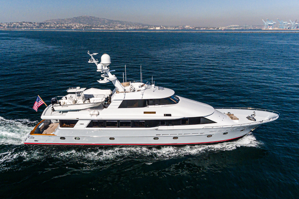 Picture Of: 115' Westport - Crescent Tri-Deck Motoryacht 1994 Yacht For Sale | 1 of 63