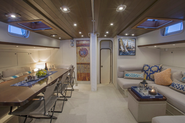 Picture Of: 100' Giorgetti & Magrini Custom Cruising Ketch 1989 Yacht For Sale | 4 of 24