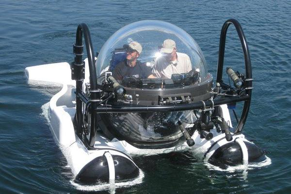 15' SEAmagine Ocean Pearl Submersible 2010 | DEEP-C