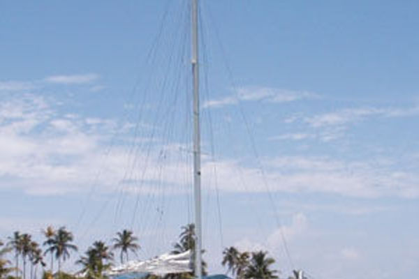 50' Custom Day Sail Charter 50 1984 | Next Wave