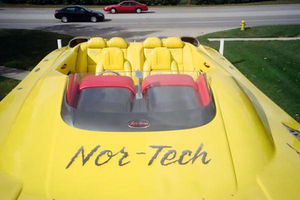 2002 Nor-Tech 50' 5000 Supercat PREDATOR IV | Picture 6 of 10