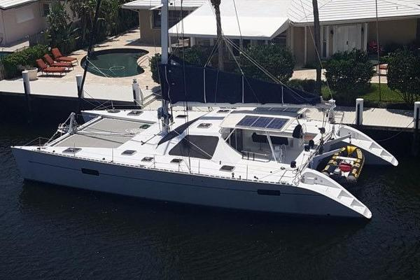 Picture Of: 55' Lagoon 550 1988 Yacht For Sale | 2 of 34