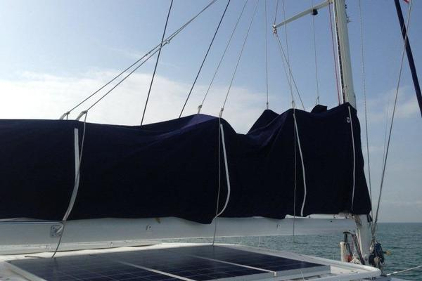 1988 Lagoon 55' 550 TELESTIAL DISTRACTION | Picture 2 of 34