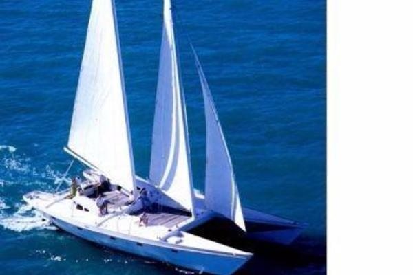 64' Constellation Yachts Gaff Rigged Schooner 64 2008 | Sandpiper 1