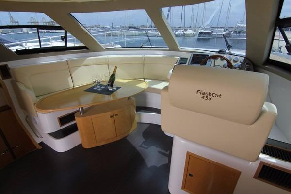 Picture Of: 43' Flash Catamarans Fisher 435 2014 Yacht For Sale | 3 of 7