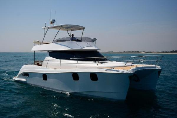 Flash Catamarans Fisher 435
