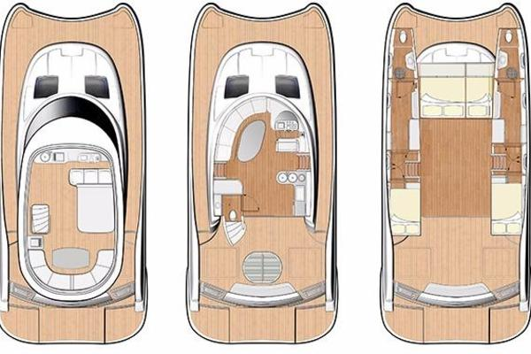 Picture Of: 43' Flash Catamarans Fisher 435 2014 Yacht For Sale   2 of 7