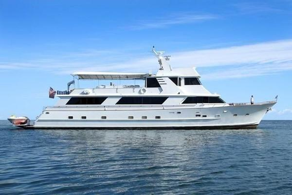 Broward Tri Deck M/Y